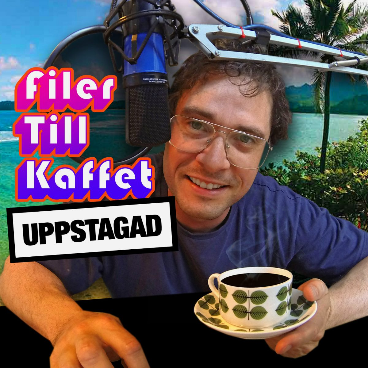 "Filer till kaffet #004 ""Casio-mys"" repris"